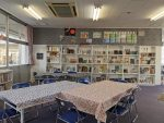 鷹取中学校図書館改装後03